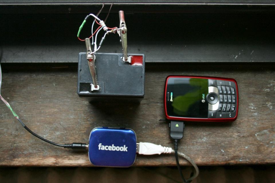 Zener Diode Solar Charger Build