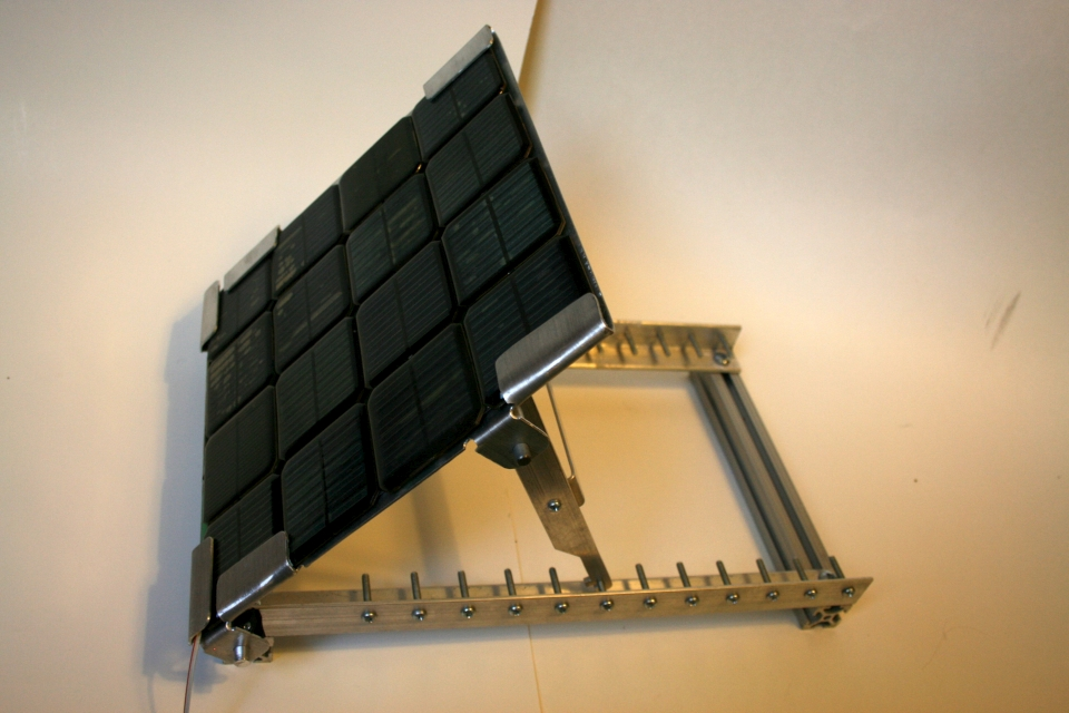 Solar Charger Build